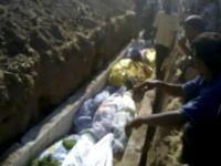 Hama-Tireymsede Ölü Sayısı 300ü Geçti!