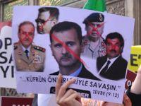Özgür-Der'den Suriye İçin Dayanışma Eylemi