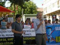 Çorum Ramazanda Suriye Direnişini Selamladı