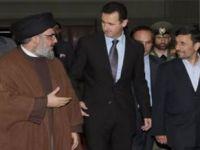 Nasrallah: Ölen Suriyeli Yetkililer Şehiddir