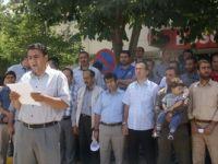 Arakan'daki Zulüm Muş'ta Protesto Edildi