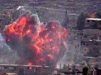 Suriyede Dün 150 Müslüman Katledildi (VİDEO)