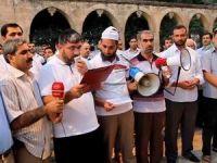 Türkiyenin Dört Bir Yanında Arakan İçin Dua