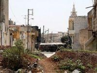 Suriyede Azaz Şehri Hayalet Şehre Döndü