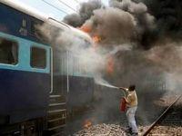 K. Kore'de Sel; Hindistan'da Tren Faciası