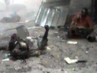 Baas Ordusu Filistin Mülteci Kampına Saldırdı: 21 Ölü