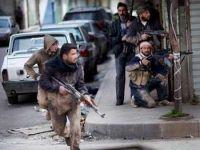 Irak'tan Suriye'ye Geçen Esed Askerlerine Darbe