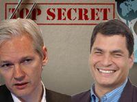 Ekvador-İngiltere Arasında Assange Krizi