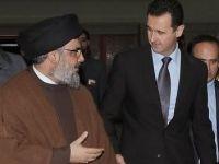 """Nasrallah: """"Esedi Destekliyoruz, Çünkü…"""""""