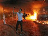 Bingazideki ABD Protestosunda ABD Büyükelçisi Öldürüldü