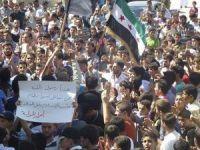 Suriyede Bu Cuma Peygamberimize Adandı