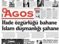 Agos Gazetesinden Anlamlı Manşet