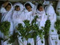 Suriye'de 400 Filistinli Şehit Oldu