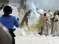 Pakistan'da Film Protestosu: 23 Ölü (FOTO)