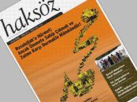 Haksöz Dergisi Ekim 2012 Sayısı Çıktı