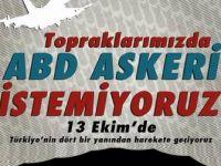 İslami Gençlik 13 Ekimde İncirlike Yürüyor