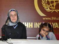 Esir Gazeteciler Ünal ve Kadumi İçin İHH'da Basın Toplantısı