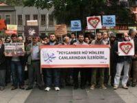 Trabzon'da Çirkin Filme Tepki Gösterildi