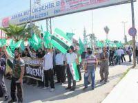 Müslüman Gençler İncirlike Yürüdü (FOTO VİDEO)