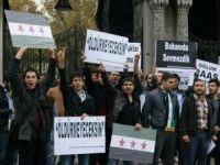 İÜ'lü Öğrenciler Suriyeli Mazlumların Yanında