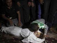 İsrail, Gazzeye Yeniden Saldırı Başlattı! (FOTO-VİDEO)