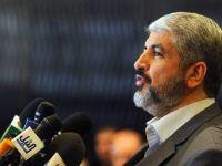 Halid Meşal, Gazze Saldırılarını Değerlendirdi