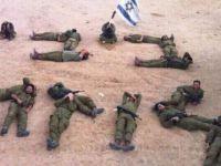 Siyonist Askerler Netanyahu İle Dalga Geçti