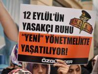 Yasakçı Kıyafet Yasası Fatih'te Protesto Edildi