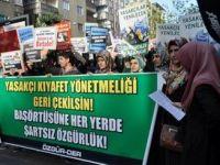 MEBin Yasakçı Genelgesi Diyarbakırda Protesto Edildi