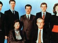 Suriye Rejimine İş Çevrelerinin Desteği