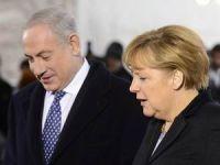 İsrail, Almanyadan Umduğu Desteği Alamadı