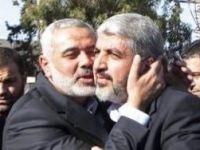 Meşal, 45 Yıl Sonra Gazze'ye Secde İle Girdi