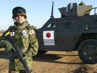 Japonya, Golan Tepelerinden Çekiliyor