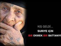 Suriye İçin Küresel Seferberlik Yarın Başlıyor