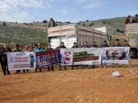 Bartın ve Ereğli'de Toplanan Yardımlar Suriyede (FOTO)