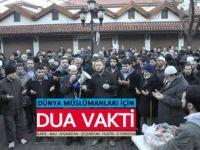 Suriye ve Tüm İslam Âlemi İçin Konya'da Dua