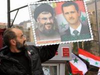 Irak ve Lübnanlı Milisler Esed'in Yanında
