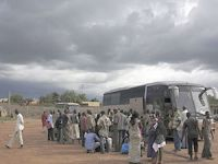 Mali'de Savaş Bölgesinden Kaçış Sürüyor