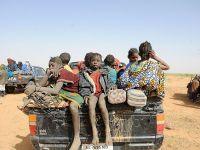 Mali'de Evsiz Kalanlar Zor Durumda