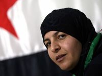Şamlı Kadınlar Esed Güçlerine Karşı Savaşıyor!
