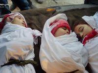 Suriye'de Öldürülen Çocuk Sayısı 5 Bin