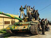 Suriye-Irak Geçiş Kapısı Muhaliflerde