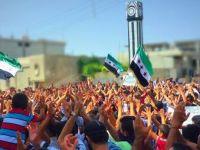 Suriye İntifadasının 3. Yılında Meydanlardayız!