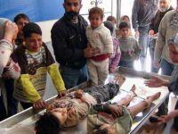 Esed Güçleri Scud'la Vuruyor: Onlarca Ölü