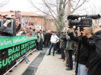 Ankarada Suriye Halkıyla Dayanışma Eylemi Yapıldı