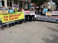Akhisar 3. Yıldönümünde Suriye İntifadasını Selamladı