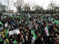 Direnişin 3. Yılında Türkiye Halkından Suriye Halkına Destek