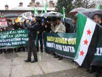 Suriye Direnişine Bursadan Bin Selam