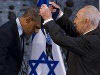 Gazze'de Obama ve ABD Protesto Edildi