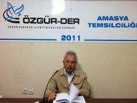"""Amasya'da """"Kur'an'a Göre Cinsellik"""" Semineri"""